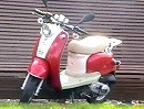 Motorroller - Retro Star