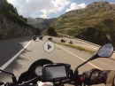 Rhonegletscher über Furkapass nach Oberwald  mit Aprilia Tuono V4 1100 RR