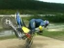 Supermoto Crash - Richtig und falsch im Offroad in Villars - das üben wir nochmal