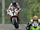 Rico Penzkofer completely siedways TT2012 Isle of Man Dainese Superbike Race