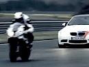 Rico Penzkofer BMW S1000RR vs Nico Bastian BMW M3