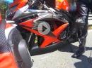 Ride & Pain Impression: Lutter, Barenberg, Ziegkopf - Honda CBR 600 RR