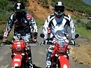 Riders for Health - Riding the roof of Africa - Dokumentation mit Randy Mamola