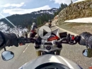 Riedbergpass - Street Triple 675 und SC-Project Sound