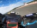 Rijeka onboard Horst Saiger - iXS Superbike Yamaha R1