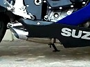 RLS Exhaust custom sports bike drag pipe - Suzuki GSX-R 600