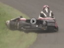 Roadracing am Limit - Sidecar Kurventechnik vom Feinsten - PORNO