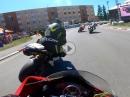 Roadracing POV: Czech Tourist Trophy (Czech TT 2019) Murtanio onboard Yamaha R6