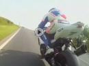 Roadracing Terror: Guy Martin & Michael Dunlop besorgen es sich beim Ulster GP