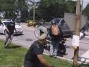 RoadRage / Amokfahrt: Pickup Fahrer in Aurora dreht vollkommen durch