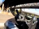 RoadRage: Umgefahren und weiter ... Fucking Idiot