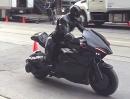 RoboCop 4 (erscheint 2014) auf Special-Motorrad (Kawasaki)