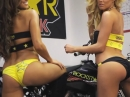 Rockstar Energy Racing Model Photoshoot 2014