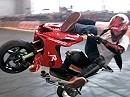 Rok Bagoros Scooter Stunting von JJ-TV