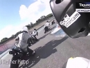 Rollei Actioncam 5S Rainer Kopp - Hockenheimring onboard Startrunde