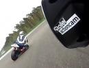 Rollei Actioncam 5S, Rainer Kopp - Triumph T-Cup Hockenheim 2013