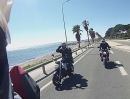 Rollei Actioncam 5S: Travelbikers Ostertour Frankreich 2013