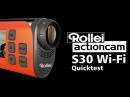 Testvideo Rollei S30 Wi-Fi - Kurztest Videofunktion (HD)
