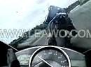 Rolli jagt Angelo - Hockenheim 2009 Yamaha R1 vs. Honda CBR 900