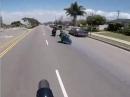 Rolling Speed Burnout - Speed Gummivernichtung