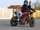 Romain Jeandrot Stunt: Abartig was der drauf hat. Fucking amazing