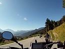 Roßfeld Panoramastraße Motorradtour im Berchtesgadener Land mit Yamaha XT1200Z