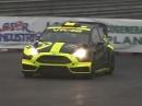 """Rossi: """"Der kann auch 4 Räder ..."""" Ford Fiesta WRC in Monza"""