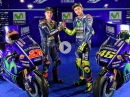 Rossi trifft Vinales - VR46 meets MV25