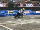 Rossi und Vinales beim Yamaha GP Event in Manila