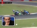 Rossi vs Gibernau - Duelle zum Zunge schnalzen - Sete von Vale zerstört