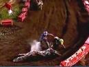 Ruppig: Barcia vs Stewart Sportsfreunde hauen sich nicht - Daytona Supercross 2014