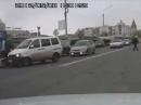 Russian Roadrage: Trittst Du mir die Türe ein, fahr ich Dir ins Bike hinein