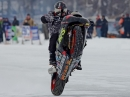 Ryan Suchanek: schnellstes Wheelie auf Eis - Speed and Strength®