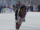 Ryan Suchanek: schnellstes Wheelie auf Eis - Speed and Strength®