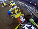 Ryan Villopoto onboard Race 19.1.2013 Supercross Anaheim - Hammer Fights