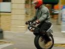 RYNO Motors Elekto Einrad Motorrad