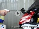 Kein Abledern, Keine Wasserflecken - S100 Total Reiniger Plus