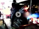 S1000RR 345km/h Prüfstand Speed und Motor riskiert - Vollhonk