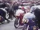 """Sachsenring 1969 500ccm Klasse aufs dem Film """"Continental Circus"""" von Jerome Laperrousaz"""