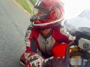 Sachsenring Lap Daniela Weingartner | Yamaha R6 | Rollei 5S
