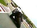 Sachsenring Mai 2010 onboard im Rahmen des KTM-Cups