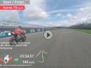Sachsenring onboard 1:36.21, GSX-R1000 K6 ,Speer Racing 2017