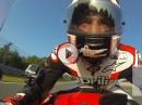 Sachsenring onboard Alex Hofmann für Sport1