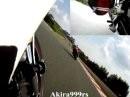 Sachsenring onBoard mit Yamaha R1