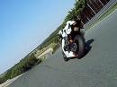 Sachsenring onboard Yamaha R1 (RN01) MotoMonster 1:36.848