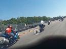 Sachsenringspaß mit Suzuki GSXR 1000 K6