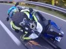 Test SailVideoSystem & Feiyu Tech Gimbal mit Yamaha R1