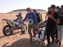 Sakaka > Neom, Dakar 2021 Etappe 8, Highlights Motorräder - Ignacio Cornejo Tagessieger