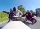Salzburg, Gaisau Feierabendrunde Honda CBR900RR
