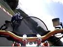 Salzburgring mit Yamaha R6 und Aprilia Tuono